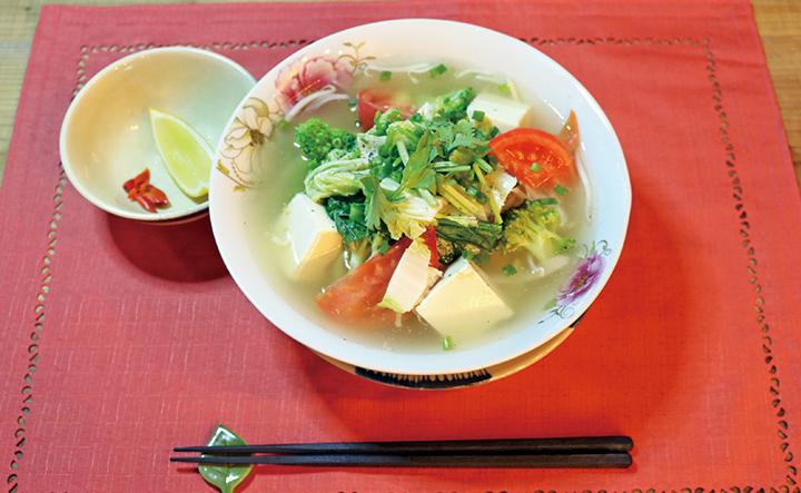 野菜フォー
